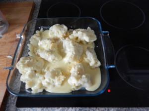 Homemade cauliflower cheese - deanysdesigns.co.uk