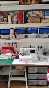 Craft room www.deanysdesigns.co.uk