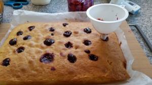 homemade blackberry drizzle cake - deanysdesigns.co.uk