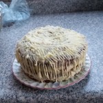 homemade carrot cake ~ deanysdesigns.co.uk