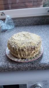 Homemade carrot cake - deanysdesigns.co.uk