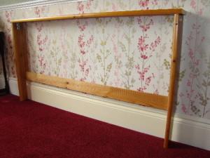 homemade sofa shelf - deanysdesigns.co.uk