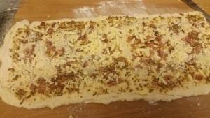 homemade cheese & bacon straws ~ deanysdesigns.co.uk