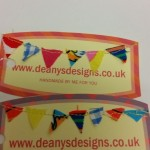 Homemade tags - deans designs.co.uk