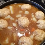 Beef stew & dumplings - deanysdesigns.co.uk