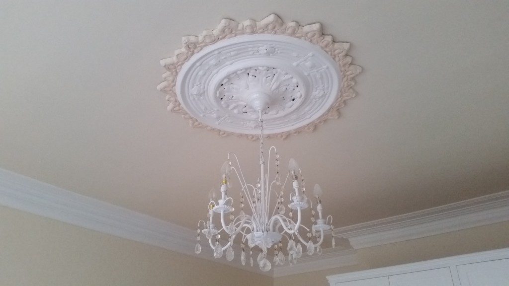 Chandelier restoration - deanysdesigns.co.uk