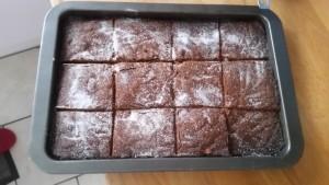 Homemade chocolate concrete crunch - deanysdesigns.co.uk