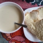 Homemade cauliflower & apple soup - www.deanysdesigns.co.uk