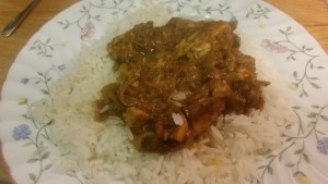 Homemade chicken curry - deanysdesigns.co.uk