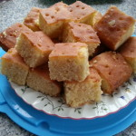Homemade lemon drizzle cake - deanysdesigns.co.u