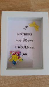 handmade framed gift - deanysdesigns.co.uk