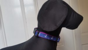 handmade dog cat collar - deanysdesigns.co.uk