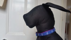 Hanmade dog cat collar - deanysdesigns.co.uk