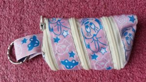 handmade zip purse ~ deanysdesigns.co.uk