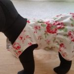 handmade cath kidston dog harness dress - deanysdesigns.co.uk