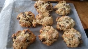 Homemade rock cakes - deanysdesigns.co.uk
