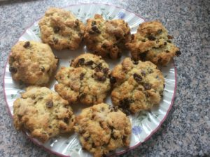 Homemade luxury rock cakes - deanysdesigns.co.uk