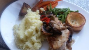 Homemade chicken chasseur - deanysdesigns.co.uk
