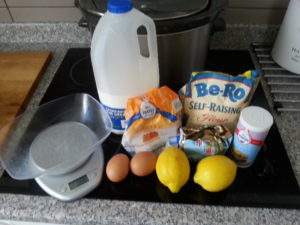 homemade lemon loaf - deanysdesigns.co.uk