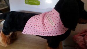 handmade dog collar bandana tutorial - deanysdesigns.co.uk