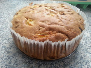 homemade apricot cake - deanysdesigns.co.uk