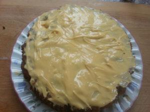 Homemade chocolate orange cake - Deanysdesigns.co.uk