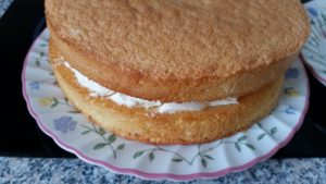 homemade lemon cream sponge mary berry - deanysdesigns.co.uk
