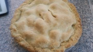 Homemade apple & strawberry pie - deanysdesigns.co.uk