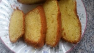 homemade easy Madeira cake - deanysdesigns.co.uk