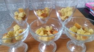 homemade tutti fruity cocktail trifle - deanysdesigns.co.uk