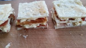 homemade Mille fueille - Deanysdesigns.co.uk