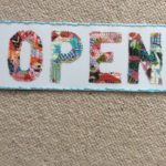 handmade door sign - deanysdesigns.co.uk